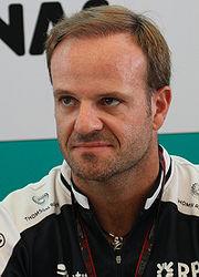 Rubens Barrichello 2010 Gran Premio de Malasia