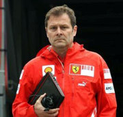 Aldo Costa ex - Director Técnico Scuderia Ferrari, Formula 1, 2011