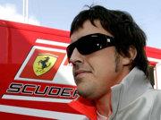 Fernando Alonso, Scuderia Ferrari, Fromula 1, 2010, paddock