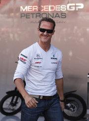 Michael Schumacher en el  GP España de Formula 1, 2011