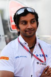 Narain Karthikeyan GP de España 2011 de Formula 1