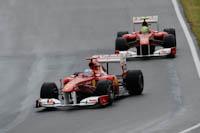 Fernando Alonso, Felipe Massa, Scuderia Ferrari, GP Canada, 2011. Fórmula 1. Carrera