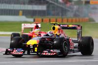 Mark Webber, Red Bull Racing, GP Canadá, 2011. Fórmula 1. Carrera