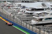 Fernando Alonso, Scuderia Ferrari, GP Europa 2011. Fórmula 1. Viernes. Marina