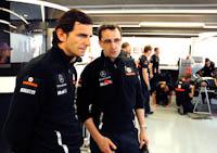 Pedro de la Rosa, Vodafone McLaren Mercedes, GP Canadá, 2011. Fórmula 1.