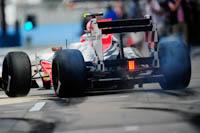 Vitantonio Liuzzi, Hispania Racing F1, GP Europa 2011. Fórmula 1. Viernes Boxes