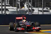 Lewis Hamilton, McLaren, GP Europa 2011. Fórmula 1. Viernes