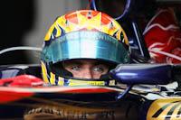 Jaime Alguersuari, Scuderia Toro Rosso, GP Europa 2011. Fórmula 1. Jueves