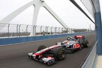 Jenson Button, Vodafone McLaren Mercedes, GP Europa 2011. Fórmula 1. Viernes