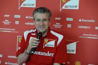 Pat Fry, Scuderia Ferrari, GP Europa 2011. Fórmula 1. Sábado, clasificacion.