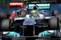 Nico Rosberg, Mercedes GP Petronas, GP Europa 2011. Fórmula 1. Carrera