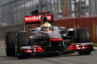 Lewis Hamilton Vodafone McLaren Mercedes clasificacion GP Canada 2011