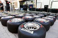 Pirelli, Vodafone McLaren Mercedes, GP Europa 2011, Fórmula 1. Jueves