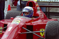 Alain Prost, Scuderia Ferrari, GP USA, 1990. Formula 1