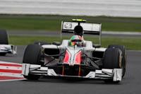 Vitantonio Liuzzi, Hispania Racing F1, GP Gran Bretaña, 2011. Formula 1. GP09. Carrera