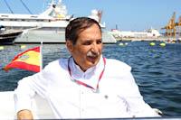 Jose Ramon Carabante, Hispania Racing F1, GP Europa, 2011. Formula 1. GP08. Barco.