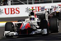 Vitantonio Liuzzi, Hispania Racing F1, GP Europa, 2011. Formula 1. GP08. Sabado, clasificacion.