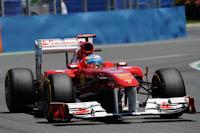 Fernando Alonso, Scuderia Ferrari, GP Europa, 2011. Formula 1. GP08. Carrera, 2 stint