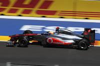 Lewis Hamilton, Vodafone McLaren Mercedes, GP Europa, 2011. Formula 1. GP08. Entrenamientos Libres