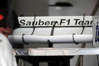 C30, Sauber F1, GP Europa, 2011. Formula 1. GP08. Box, aleron