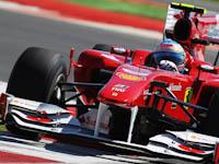 Fernando Alonso, GP Gran Bretaña, 2010. Formula 1. Carrera
