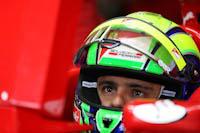 Felipe Massa, Scuderia Ferrari, GP Gran Bretaña, 2011. Formula 1. GP09. Entre. Libres, concentracion