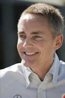 Martin Whitmarsh, Vodafone McLaren Mercedes, Formula 1.