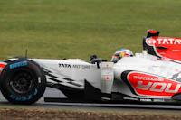 Daniel Ricciardo, Hispania Racing F1, GP Gran Bretaña, 2011. Formula 1. GP09. Carrera
