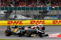 Jarno Trulli, Team Lotus Renault, GP Gran Bretaña, 2011. Formula 1. GP09. Carrera