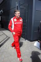 Pat Fry, Scuderia Ferrari, GP Gran Bretaña, 2011. Formula 1. GP09. Reunion FIA
